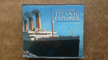 James Cameron's Titanic Explorer PC